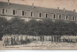 SAINT ETIENNE DE REMIREMONT  BATAILLON DE CHASSEURS A PIEDS  LECTURE DU RAPPORT - Saint Etienne De Remiremont