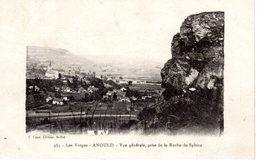 ANOULD  -  Vue Générale Prise De La Roche Du Sphinx  -  N° 463 - Anould