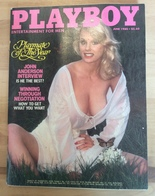 Original Playboy US Magazine June 1980 - Wear And Tear (see Picture) - Complete - Playmate Of The Year - Erotiques (…-1960)