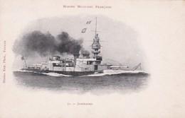 Marine Militaire Française Jemappes - Warships