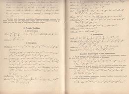SYSTEMURKUNDE Der Gabelsbergschen Stenographie, 50 Seiten, Format A5 (Versandkosten L) - Other