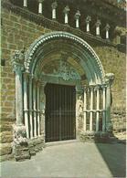 Tuscania (Viterbo) Basilica Di Santa Maria Maggiore, Portale, Basilique, Le Portal - Viterbo