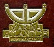 @@ Club Discothèque Marina Atlantide Port Barcares (2.2x1.8) @@vi29 - Städte