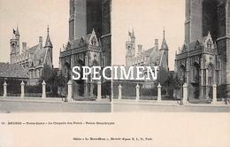 11 Notre Dame - La Chapelle Des Ponts - Palais Grunthuyse - Stereo - Bruges - Brugge - Ledegem
