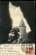 CP Floreffe - Obl.: NAMUR(STATION)  19/03/1908 - Landpost (Ruralpost)