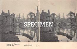 Le Béguinage - Stereo - Bruges - Brugge - Ledegem