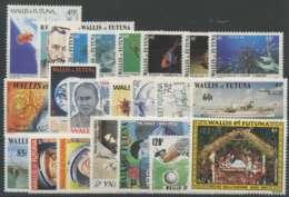 Wallis Et Futuna (1981) N 265 A 280 Et PA 108 A 113 - Wallis Und Futuna
