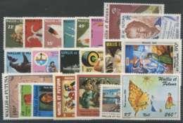 Wallis Et Futuna (1984) N 312 A 321 Et PA 132 A 142 - Wallis Und Futuna