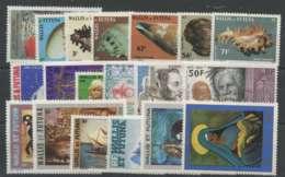 Wallis Et Futuna (1985) N 322 A 334 Et PA 143 A 148 - Wallis Und Futuna