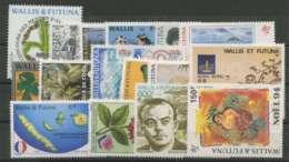 Wallis Et Futuna (1994) N 462 A 471 Et PA 179 A 184 - Unused Stamps