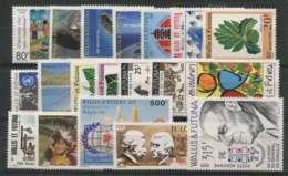 Wallis Et Futuna (1995) N 472 A 484 Et PA 185 A 190 - Unused Stamps