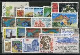 Wallis Et Futuna (1993) N 444 A 461et PA 176 A 178 - Wallis And Futuna