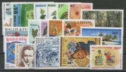 Wallis Et Futuna (1996) N 485 A 496 Et PA 191 A 196 - Wallis Und Futuna