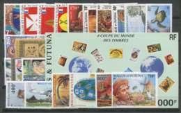 Wallis Et Futuna (1997) N 497 A 511 Et PA 197 A 202 + BF 7 - Wallis Und Futuna