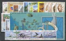 Wallis Et Futuna (1999) N 529 A 534 Et PA 208 A 219 + BF 8 - Wallis Und Futuna
