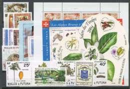 Wallis Et Futuna (2004) N 614 A 627 Et BF 14 A 18 (E49) - Wallis Und Futuna