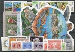 Wallis Et Futuna (2005) N 628 A 650 Et BF 19 A 20 - Wallis Und Futuna
