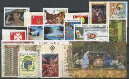 Wallis Et Futuna (2006) N 651a 671 Et BF 21 - Wallis Und Futuna