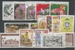 Wallis Et Futuna (2009) N 712 A 727 - Wallis Und Futuna