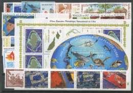 Wallis Et Futuna (2008) N 691 A 711 Et BF 23 A 24 - Wallis Und Futuna