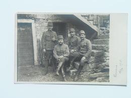 Fonzaso 10114 Belluno Foto Military 1918 - Belluno
