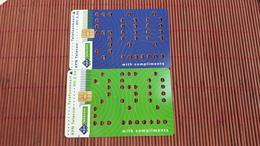 2 Private Cards Netherlands (Mint,Neuve) Rare - Niederlande