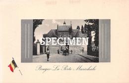 La Porte Maréchale - Bruges - Brugge - Ledegem