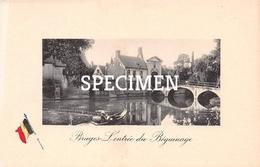 L'entrée Du Béguinage - Bruges - Brugge - Ledegem