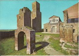 Tuscania (Viterbo) Basilica Di San Pietro, Basilique De St. Pierre, St. Peter's Basilica - Viterbo