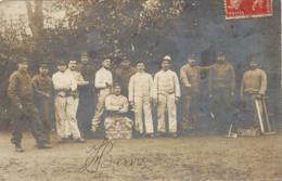 1909, Union Des Ouvriers En Batiment - Regiments