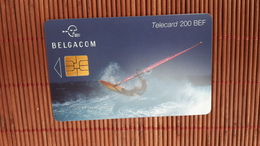 Phonecard Surfer Used - België