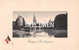 Lac D'amour -  Bruges - Brugge - Ledegem