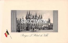 L'Hôtel De Ville -  Bruges - Brugge - Ledegem