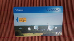 Phonecard Lessive Satelite  Used - België