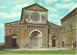 Tuscania (Viterbo) Facciata Basilica Di San Pietro, Basilique De St. Pierre, La Facade, St. Peter's Basilica, The Facade - Viterbo