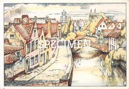 6 Kunststad -  Bruges - Brugge - Ledegem