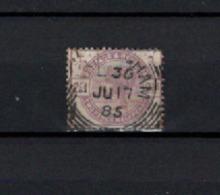 N° 79 TIMBRE GRANDE-BRETAGNE OBLITERE    DE 1883       Cote : 15 € - 1840-1901 (Victoria)