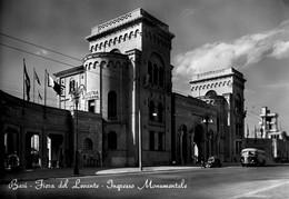 BARI-FIERA DEL LEVANTE-INGRESSO MONUMENTALE--PULLMAN - Bari