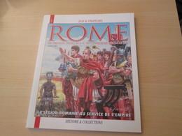 BDCORO / LIVRE : LA LEGION ROMAINE DANS LES JEUX DE PLATEAU, 82 Pages Très Bien Illustrées , TB Etat - Autres