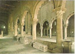 Tuscania (Viterbo)  Basilica Di San Pietro, Interno, Basilique De St. Pierre, Interieur, St. Peter's Basilica, Interior - Viterbo