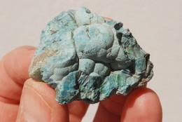Plancheite, Congo - Minerals
