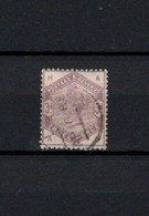 N° 80 TIMBRE GRANDE-BRETAGNE OBLITERE     DE 1887      Cote : 100 € - 1840-1901 (Victoria)