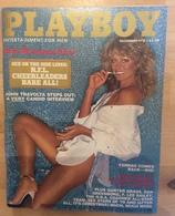 Original Christmas Playboy US Magazine December 1978 - Complete - Farrah Fawcett - Erotiques (…-1960)