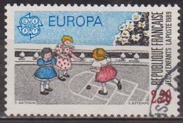 Jeux D'enfants, Europa - FRANCE - Marelle - N° 2584 - 1989 - France