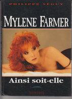 Mylene Farmer   Ainsi Soit Elle - Music