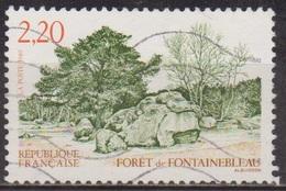 Tourisme - FRANCE - Foret De Fontainebleau - N° 2586 - 1989 - France