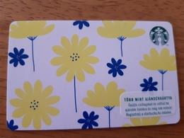 Starbucks Gift Card Hungary - 2019 0071 - Gift Cards