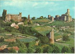 Tuscania (Viterbo) Acropoli Di San Pietro E Ruderi Dei Rivellino, Acropole De St. Pierre Et Ruines De Rivellino - Viterbo