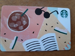 Starbucks Gift Card Hungary - 2019 0067 - Gift Cards