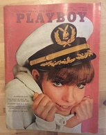 Original Playboy US Magazine August 1966 - Wear And Tear (see Picture) - Complete - - Erotiques (…-1960)